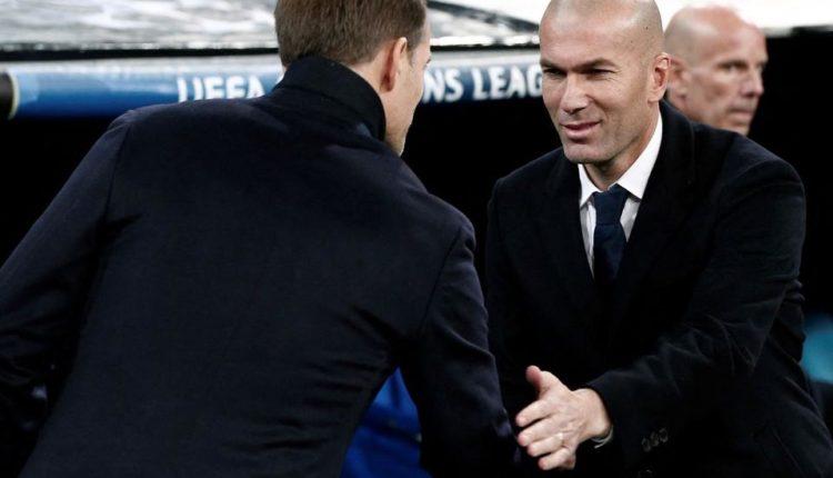 BL: Zidane nagyon büszke a legénységére – NSO – Nemzeti Sport