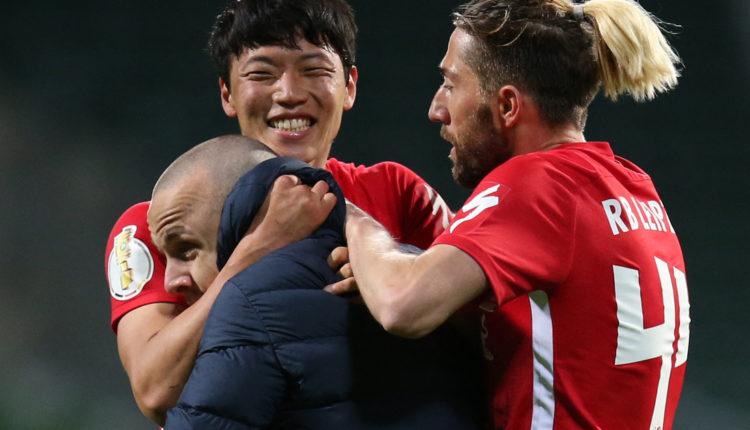 Egészen drámai mérkőzésen jutottak be Gulácsiék a Német Kupa döntőjébe – Index