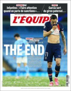 """Guardiola: """"Nem csak a pénzünk miatt vagyunk a döntőben"""", durván beszélt a bíró a PSG-játékosokkal – BL-visszhangok   csakfoci.hu – csakfoci"""
