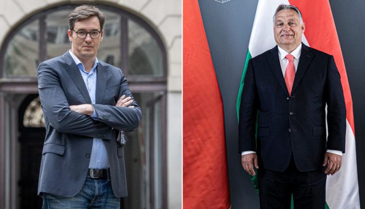 Karácsony Gergely Orbán Viktorról: Ő alacsony és kövér, én magas és vékony vagyok – Index