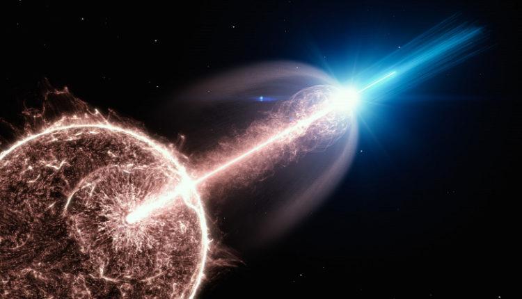 Furcsa robbanást észleltek az űrben, a kutatók sem értik, mi történt – Origo