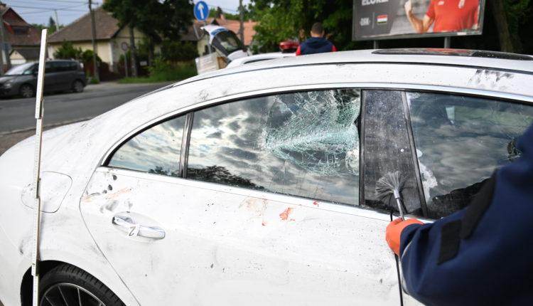 Lövöldözés volt Budapesten, a Határ úton – 24