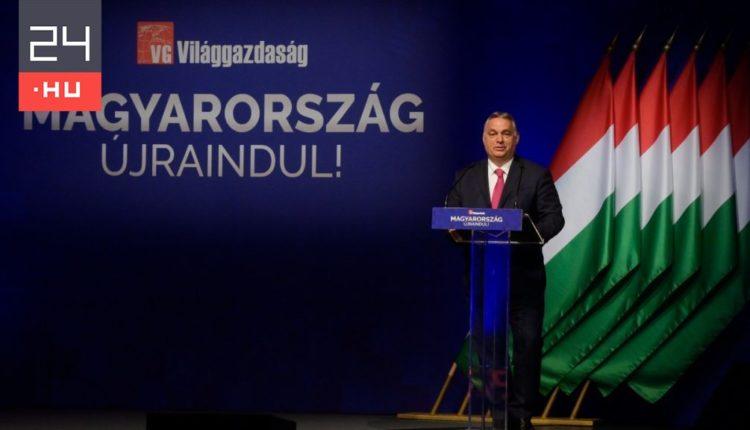 Orbán: A gyereket nevelő, átlag alatt kereső szülők kapják vissza a 2021-ben befizetett szja-t – 24