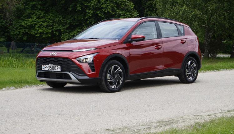 Végre egy elérhető árú SUV szívó benzinessel – Hyundai Bayon menetpróba – Origo