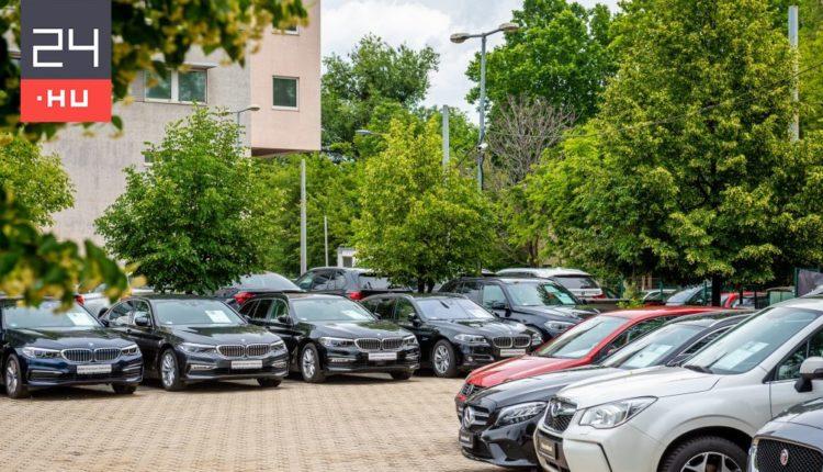 Durván elszállt a használt autók ára – 24