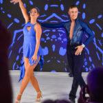 Gelencsér Tímea és Hegyes Bertalan tánca nagy sikert aratott