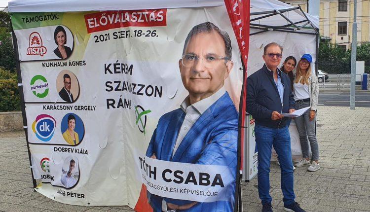 A DK is kiszáll Tóth Csaba mögül – 444
