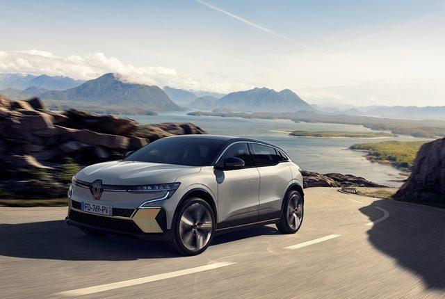 Autó: Bemutatkozott az első elektromos Renault Megane | hvg.hu – hvg