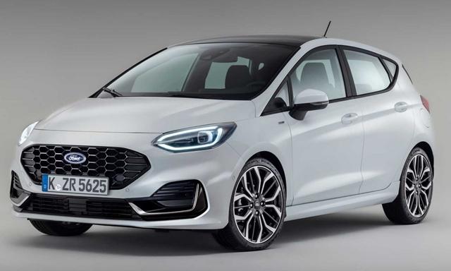 Autó: Itt a felfrissített Ford Fiesta   hvg.hu – hvg