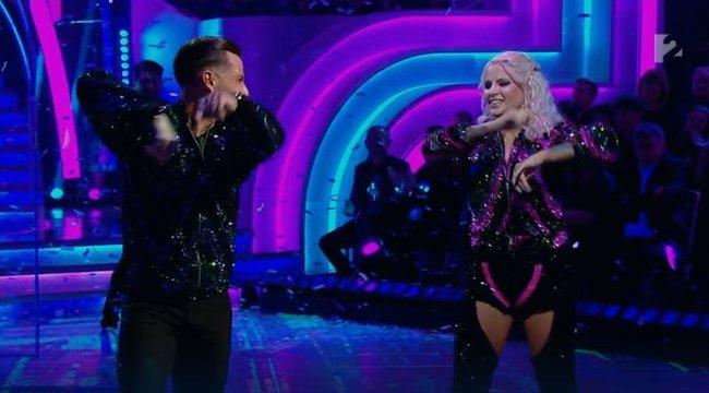 Bejött a papírforma a Dancing With the Starsban: sérülése hazaküldte Metzker Vikit – Bors