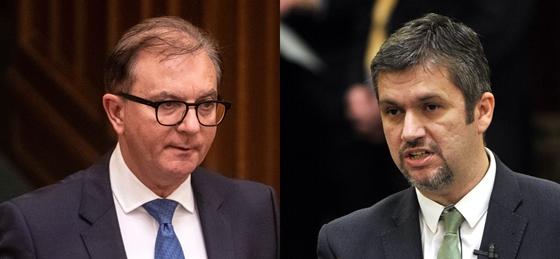 Egyszemélyes vita: Hadházy Ákos a zuglóiságát bizonygatta Tóth Csaba hiányában – hvg