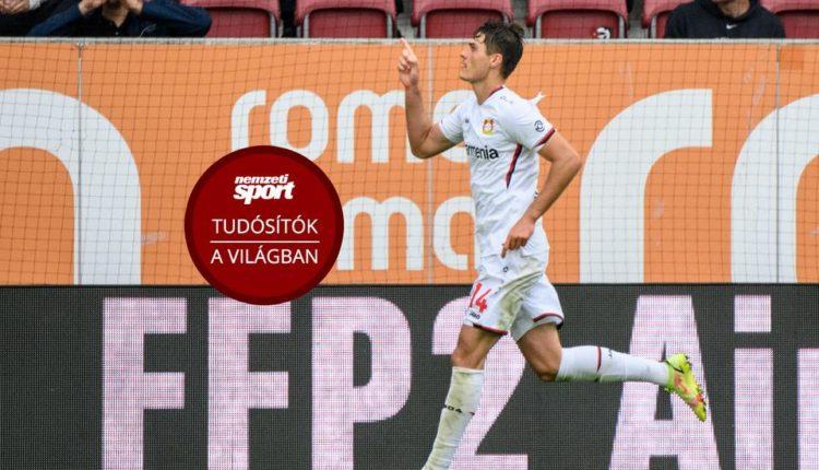 El: kimaradhat a Fradi elleni kezdőből a Leverkusen cseh Eb-sztárja – Nemzeti Sport