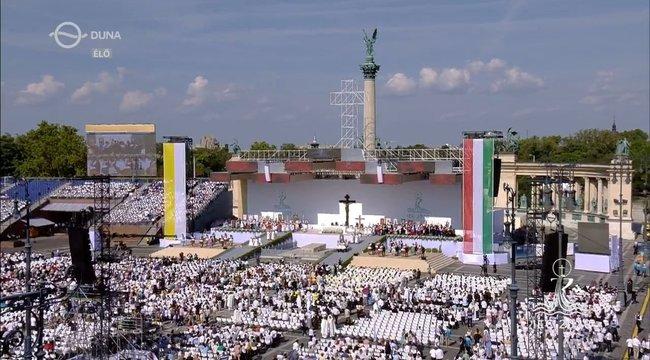 Eucharisztikus Kongresszus: így zárul a programsorozat, ezekre a lezárásokra számítson – Bors