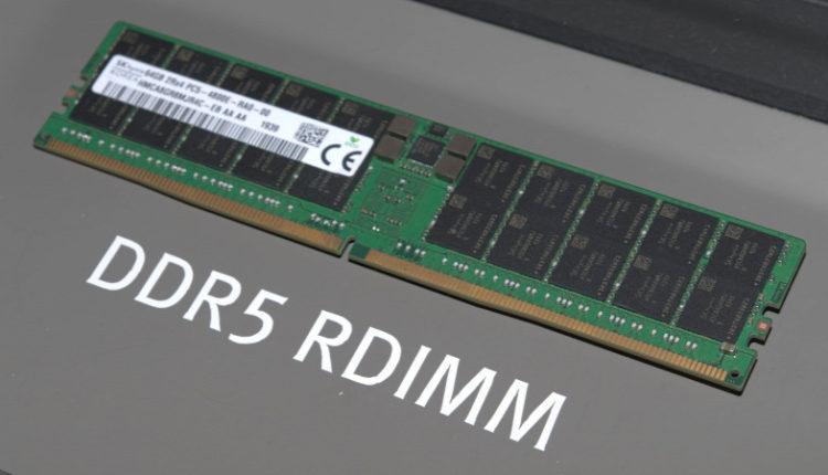 Fény derült a DDR5 kezdeti felárára – Origo