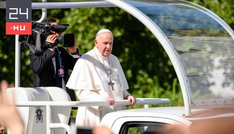 Ferenc pápa a remény útjának nevezte budapesti látogatását – 24
