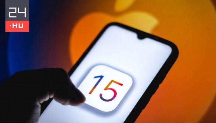 Figyelmeztet az Apple: közeleg az iOS 15 – 24