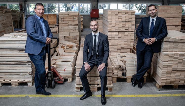 Két fiatal menedzser egyedülálló magyar márkát épít – Portfolio