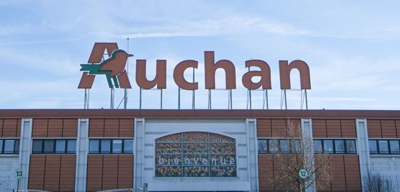 Magyar cég is beszáll az Auchan hazai áruházláncába – hvg