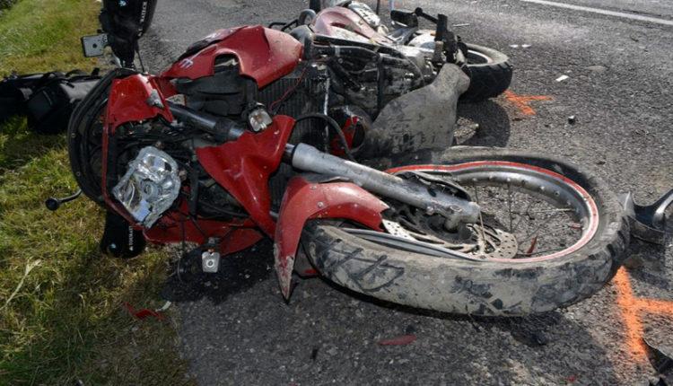 Meghalt egy motoros nő a 82-es főúton – Origo