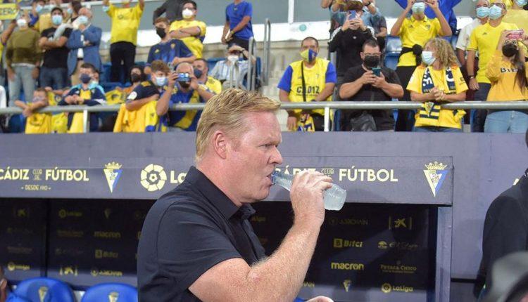 Most sem nyert Cádizban a Barcelona, itt a Koeman-éra vége? – NSO – Nemzeti Sport