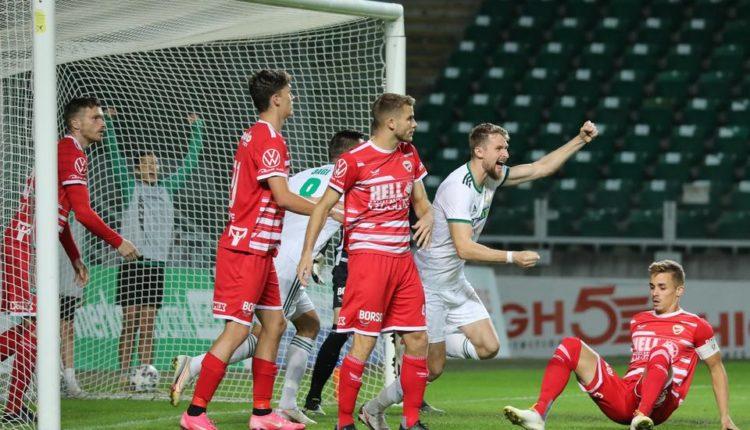 NB II: ETO FC Győr–DVTK – NSO – Nemzeti Sport