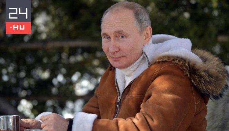 Putyin pártja bejelentette, ismét kétharmadot szereztek a választáson – 24