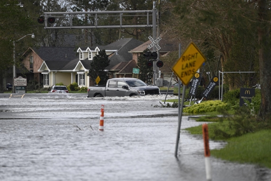 Rendkívüli állapot New Yorkban és New Jersey-ben az Ida hurrikán miatt, autóba se szabad ülni – hvg