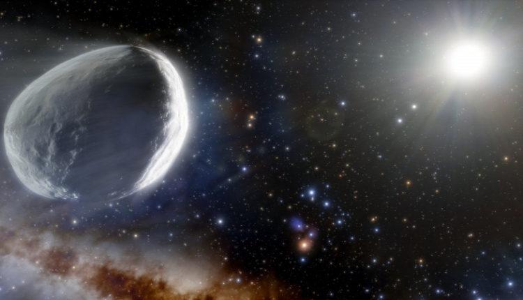 Soha nem látott méretű üstökös tart felénk – Origo