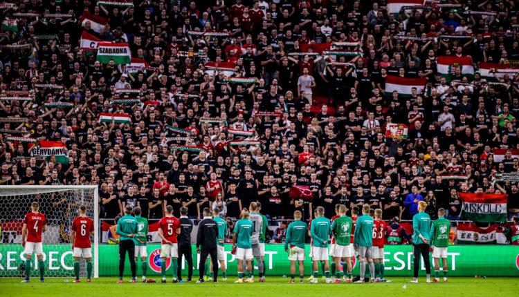 Súlyos büntetést kapott a magyar-angol meccs miatt a magyar válogatott – Origo