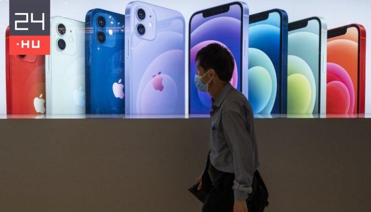 Több iPhone-t is kivezet az Apple – 24