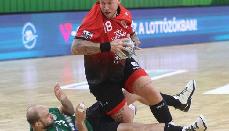Túl sok volt a pontatlanság, kikapott Kielcében a Veszprém – NSO – Nemzeti Sport