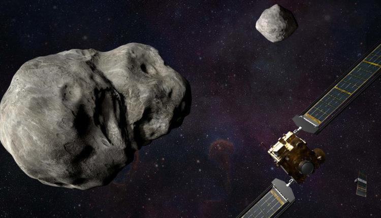 Aszteroida holdjával fog ütközni a NASA űrszondája | KISALFÖLD – Kisalföld