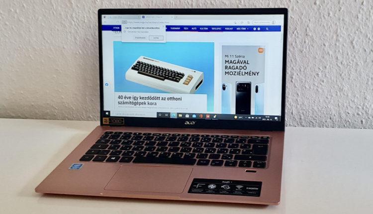 Nem kell feltétlenül egy vagyont költeni egy jó laptopra – Origo