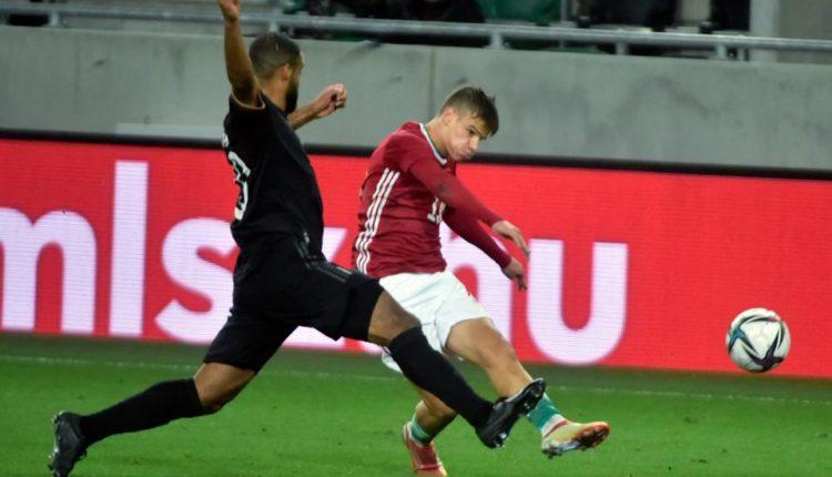 U21-es Eb-selejtező: Magyarország–Németország – NSO – Nemzeti Sport