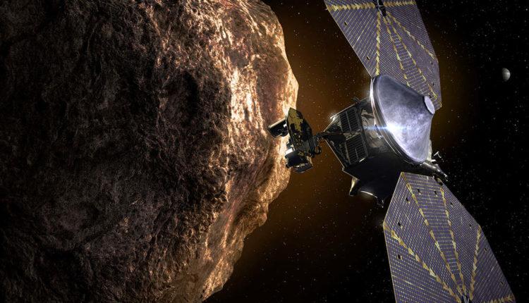 Űrszonda megy a Jupiter titokzatos aszteroidáit tanulmányozni   KISALFÖLD – Kisalföld